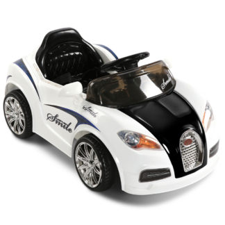 Kids Rideon Bugatti Inspired Remote Control Car