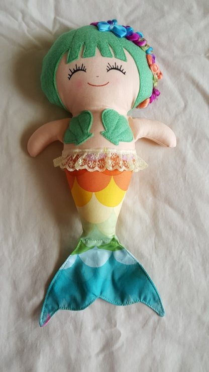 Handmade Softie Doll - Mermaid