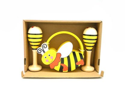 Wooden Music Sets - Bee