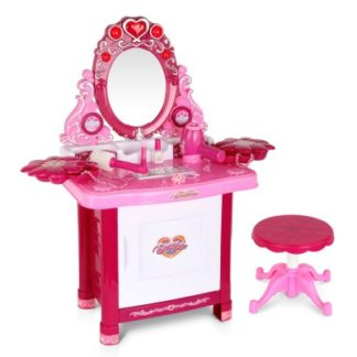 Princess Makeup Dresser