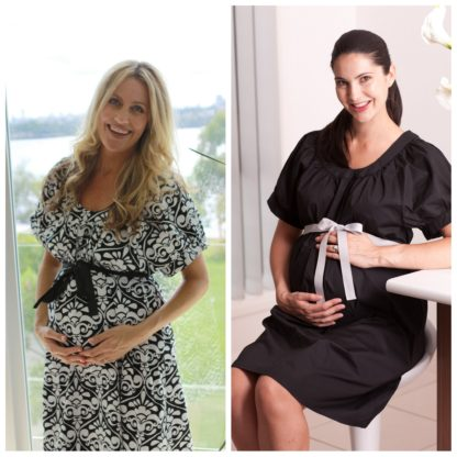 Designer Mamas Birthing Labour Gown