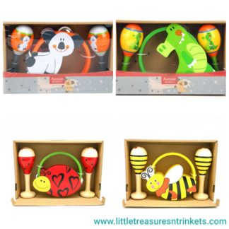 Wooden Music Sets