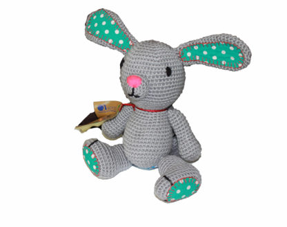 Mr Rabbit Plush Toy