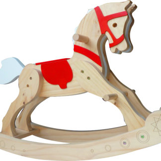 Old Skool Rocking Horse
