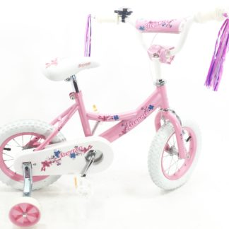 Girls Elegant BMX Bike