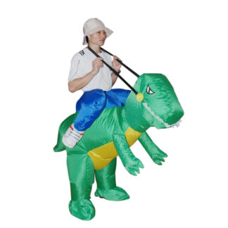 Dinosaur Fancy Dress Inflatable Costume