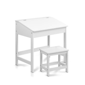 Artiss Kids Lift-Top Desk and Stool