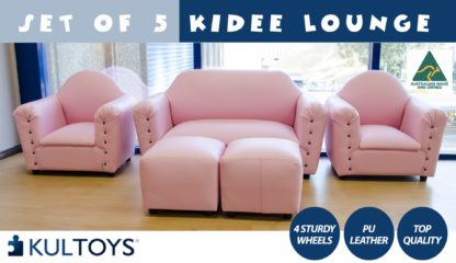 Set of Five Kids Lounges